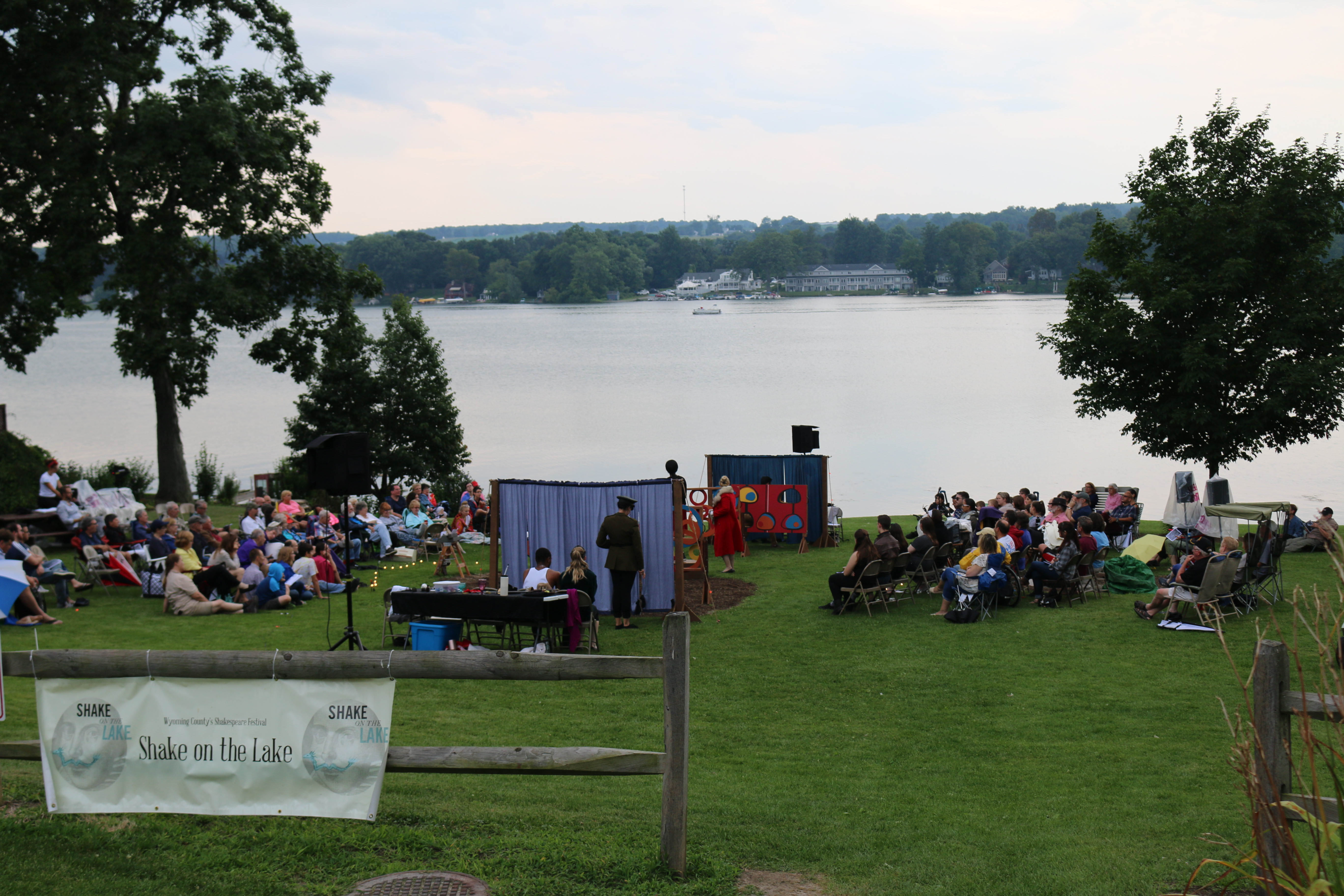 Romeo & Juliet: Silver Lake, NY