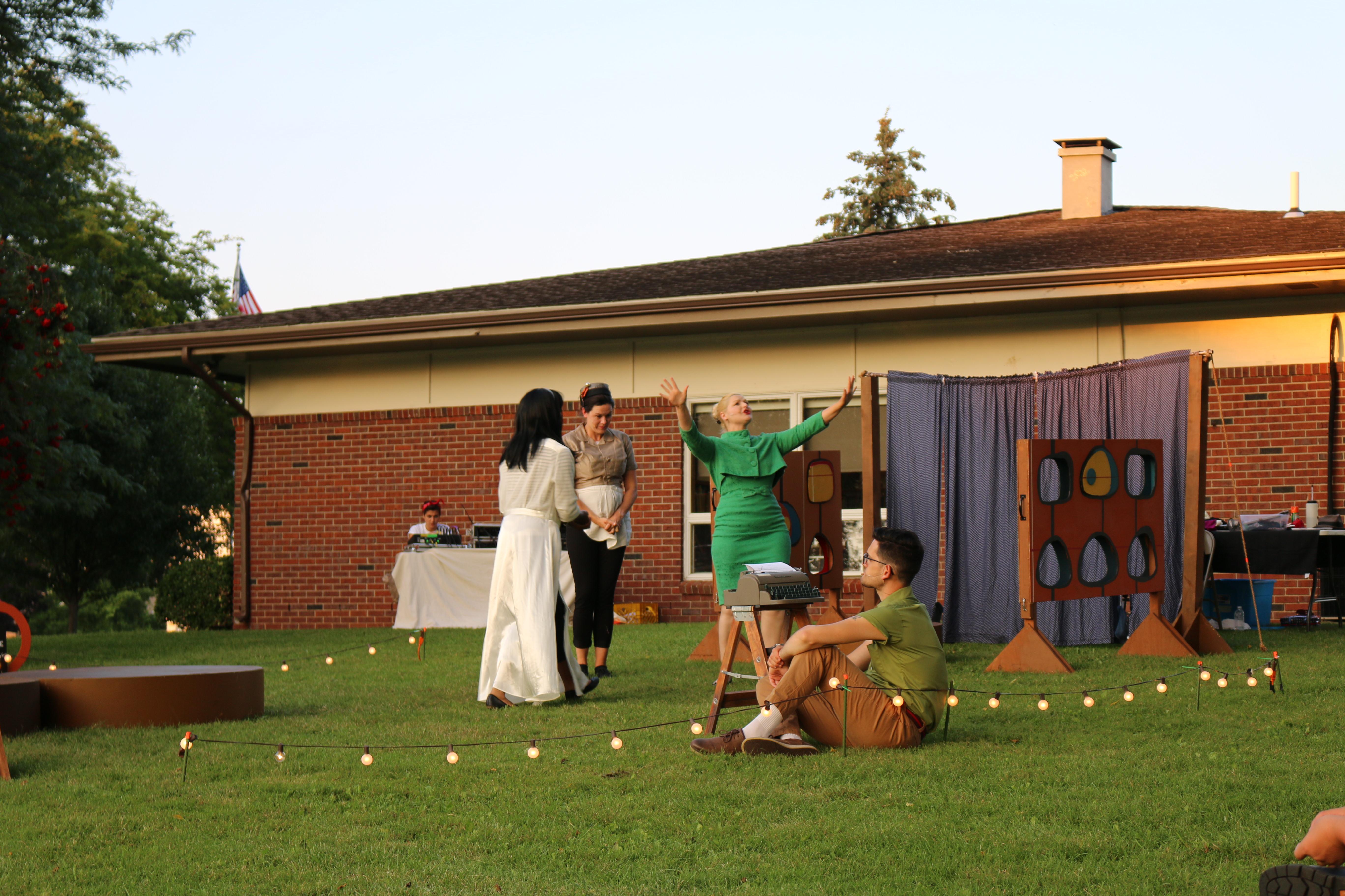 Romeo & Juliet: Lyndonville, NY