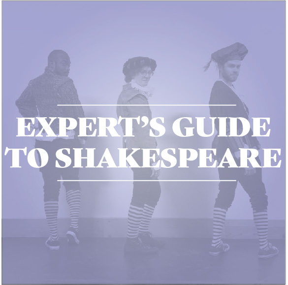 Expert's Guide to Shakespeare