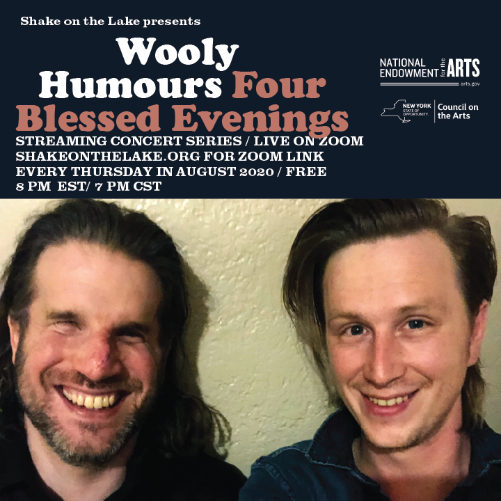 Wooly Humours: Four Blessed Evenings